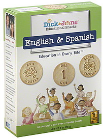 Spanish / English Cookies