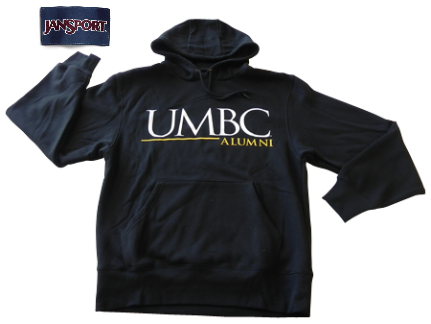 HOODED SWEATSHIRT: ALUMNI HOOD 2015 (JANSPORT)