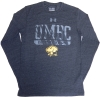 LONG SLEEVE T-SHIRT: UNDER ARMOUR LEGACY TRIBLEND