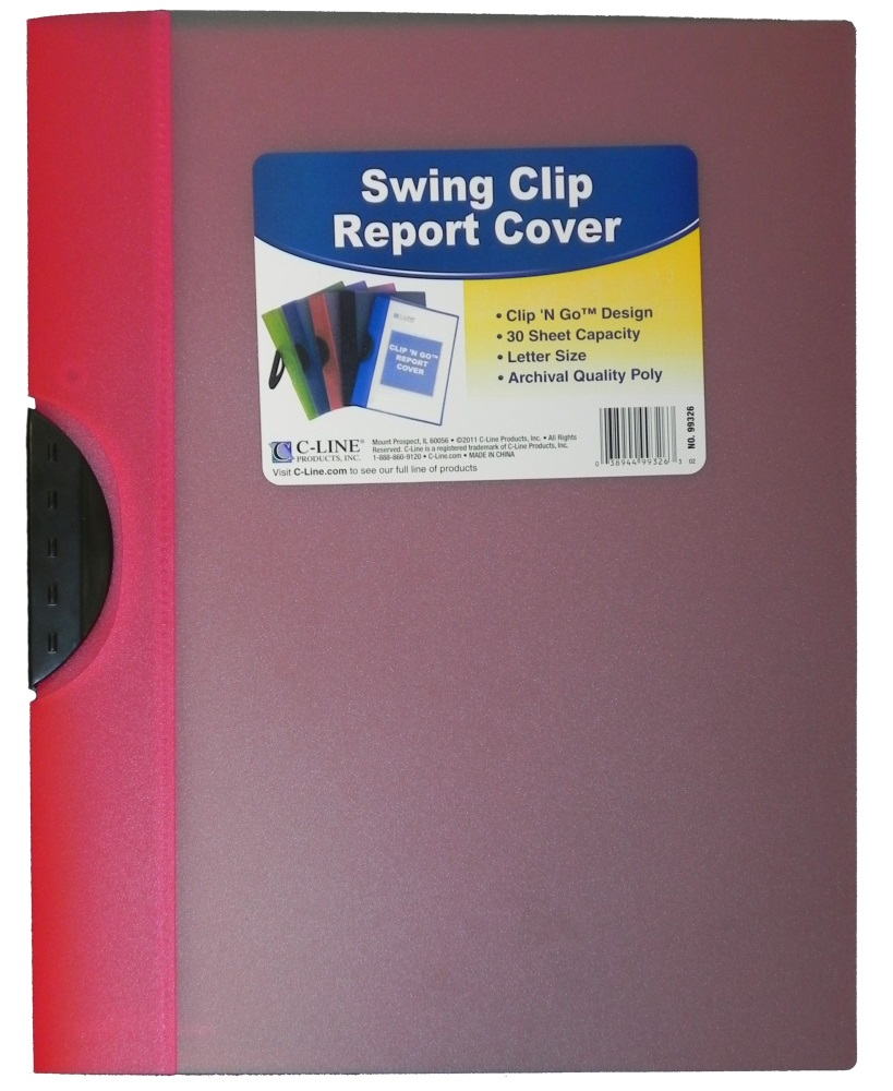 REPORT COVER: CLIP 'N' GO