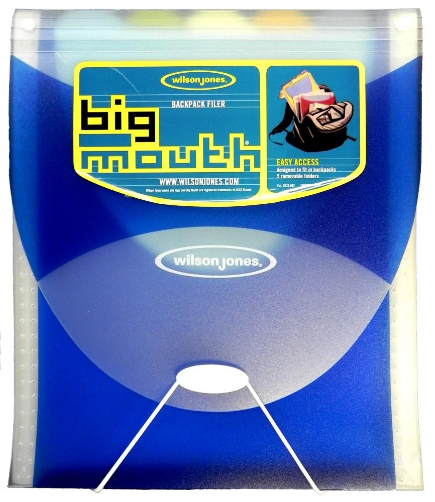 EXPANDING FILE: BIG MOUTH
