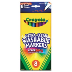 MARKERS: FINE BOLD ULTRA-CLEAN