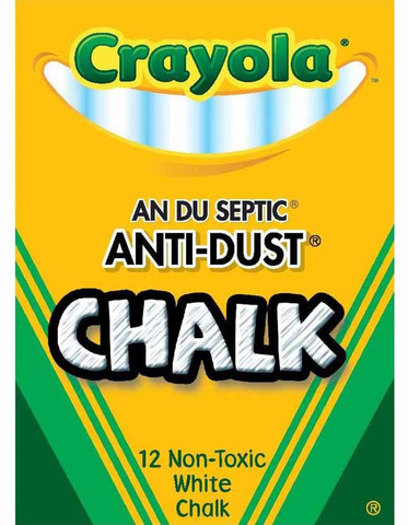 CHALK: ANTI-DUST