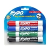 DRY ERASE MARKERS: COLORS CHISEL