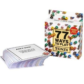 TENZI 77 WAYS TO PLAY CARDS