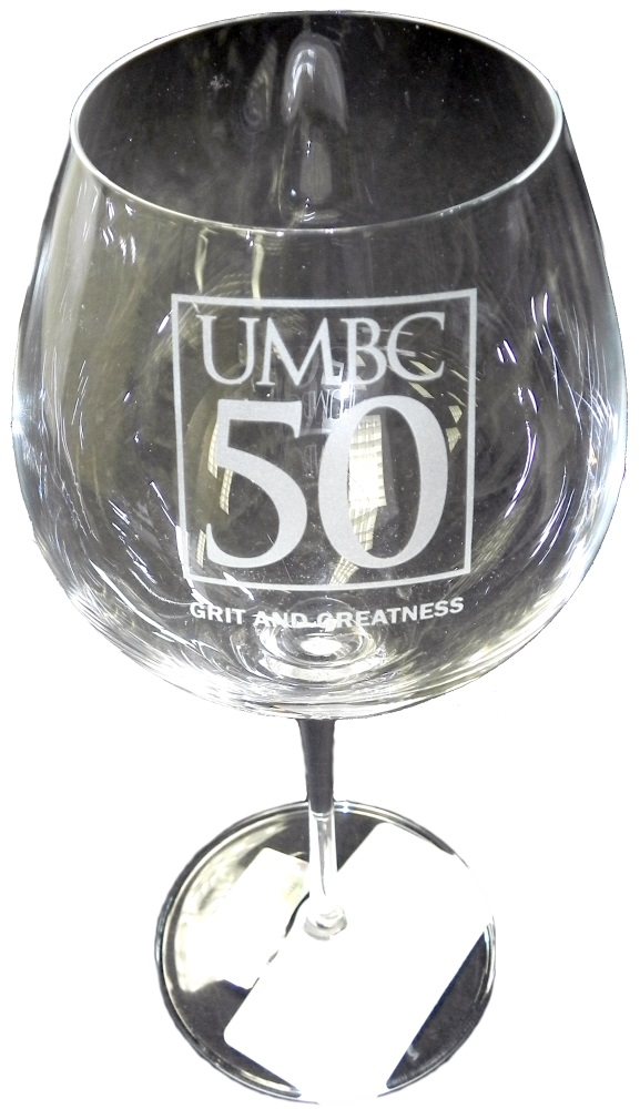50TH: ROBUSTO WINE GLASS
