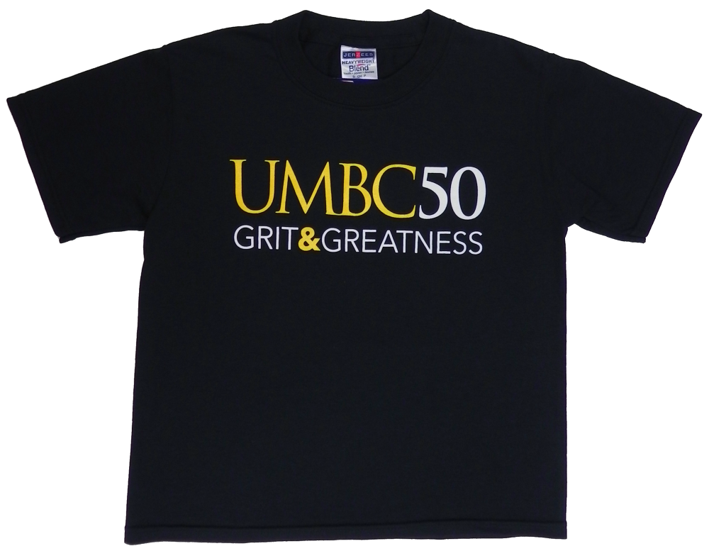 YOUTH: 50TH GRIT TEE
