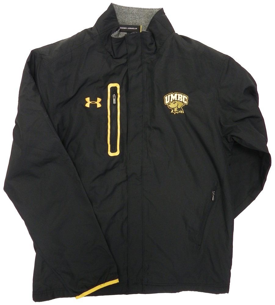 JACKET: UNDER ARMOUR HYBRID MICROFLEECE