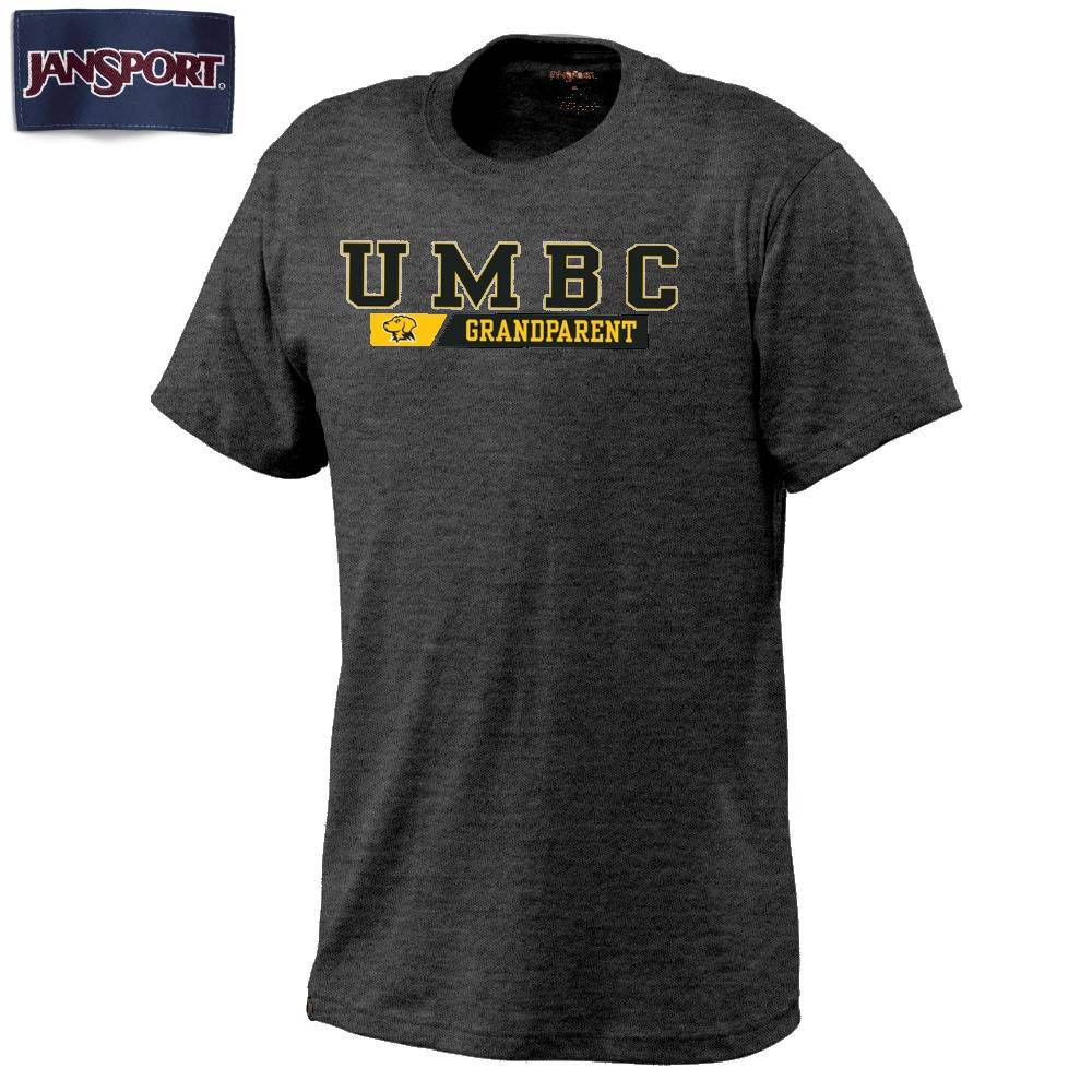 T-SHIRT: UMBC GRANDPARENT (JANSPORT)