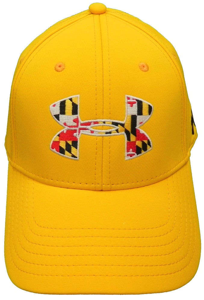 CAP: UNDER ARMOUR MARYLAND GOLD