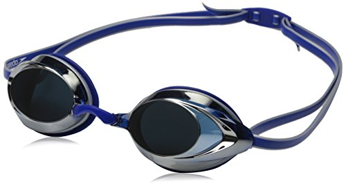 SWIM GOGGLE: VANQUISHER 2.0 BLUE MIRRORED