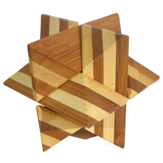 BAMBOO 3D PUZZLE