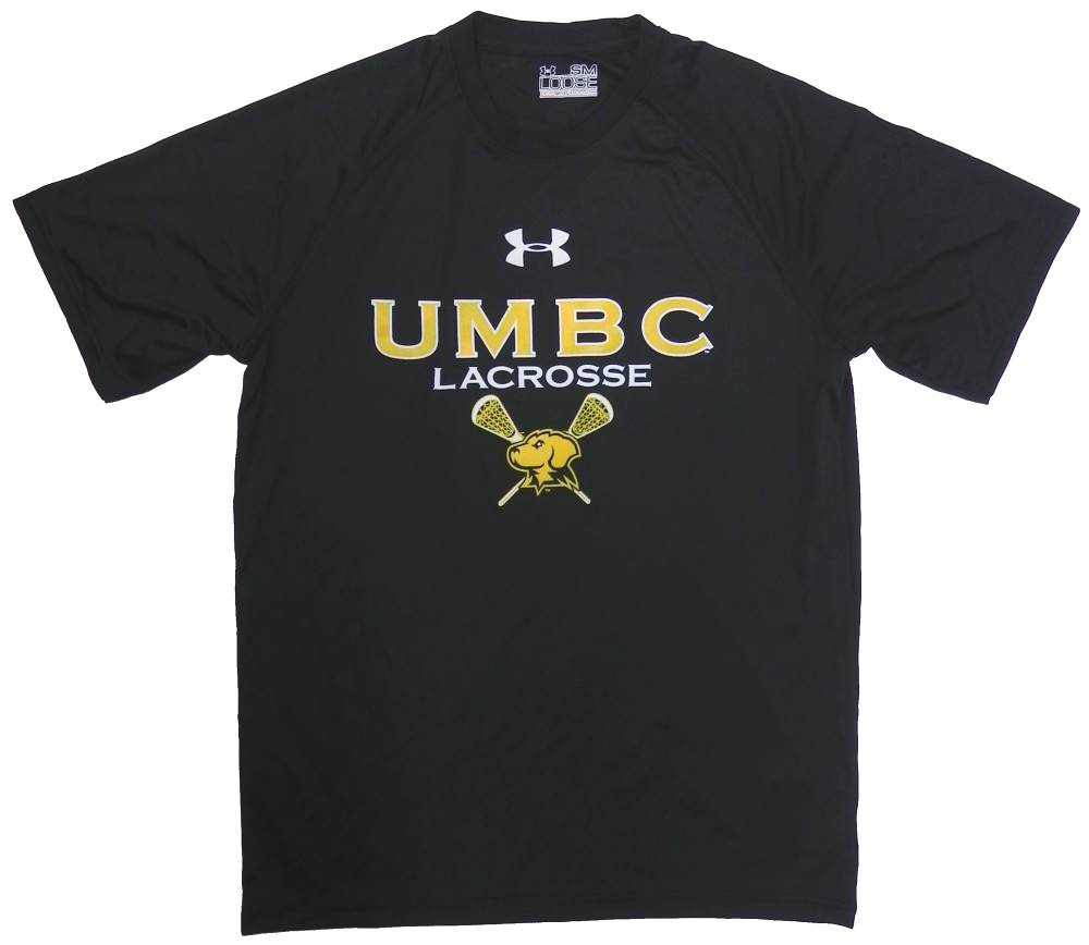 T-SHIRT: UNDER ARMOUR LACROSSE TEAM