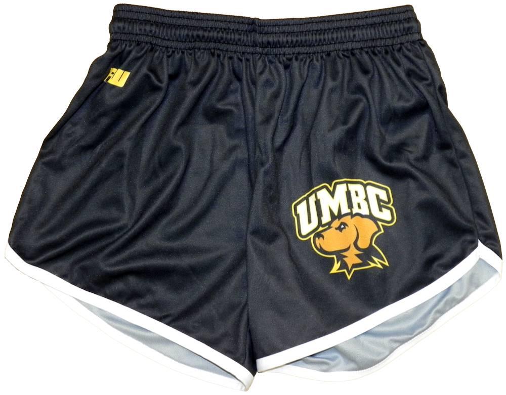 SHORTS: UMBC RUNNING