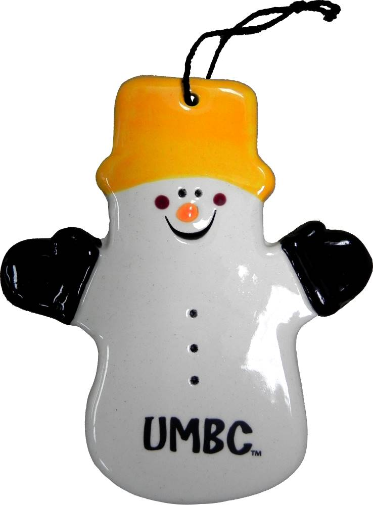 CLAUDE THE SNOWMAN