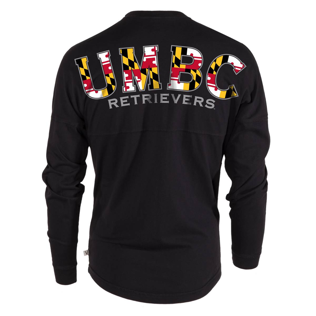 LONG SLEEVE T-SHIRT: MARYLAND SPIRIT