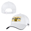 CAP: UNDER ARMOUR WHITE ZONE