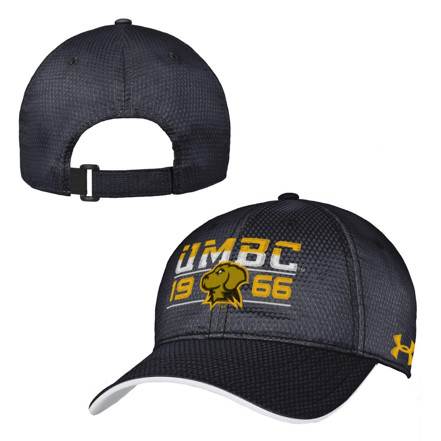 CAP: UNDER ARMOUR BLACK ZONE