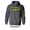 BASEBALL CANTON HOODED SWEATSHIRT