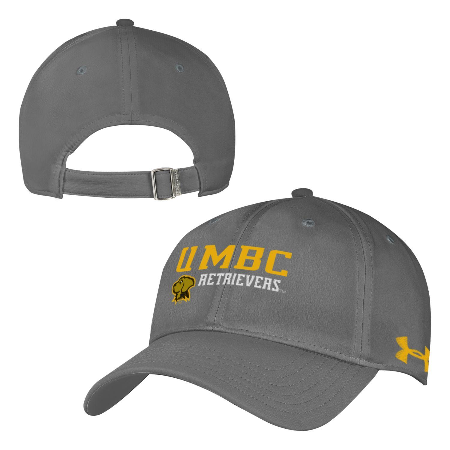 CAP: UNDER ARMOUR GRAPHITE RENEGADE ADJUST