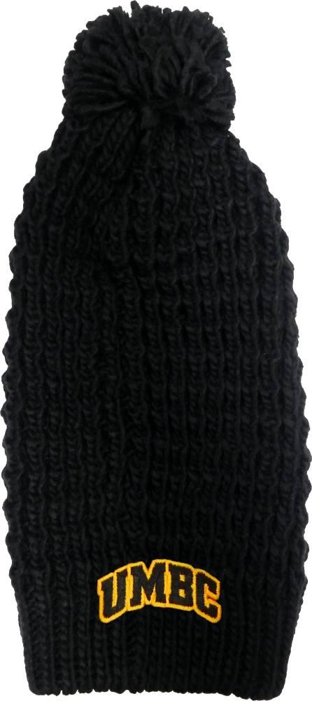 HAT: JAMIE KNIT WITH POM