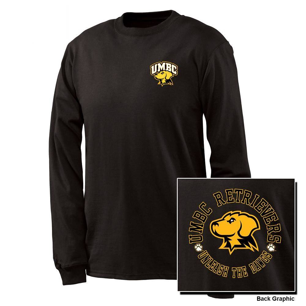 LONG SLEEVE T-SHIRT: DAWGS