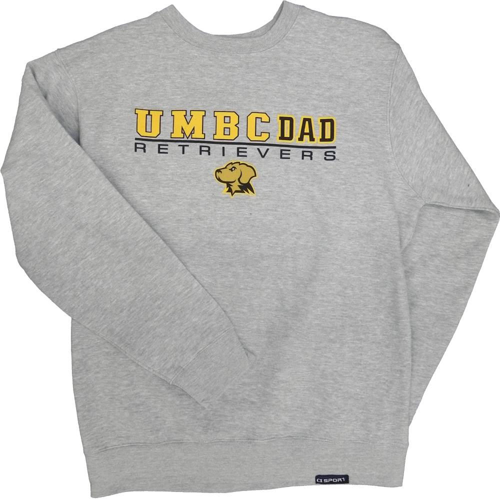 DAD CI CREW NECK SWEATSHIRT
