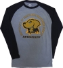 LONG SLEEVE T-SHIRT: UMBC WRAP