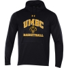 BASKETBALL UNDER ARMOUR HOODED SWEATSHIRT
