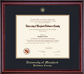 FRAMING SUCCESS CLASSIC DIPLOMA FRAME EMBOSSED