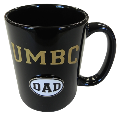 DAD MUG: MEDALLION
