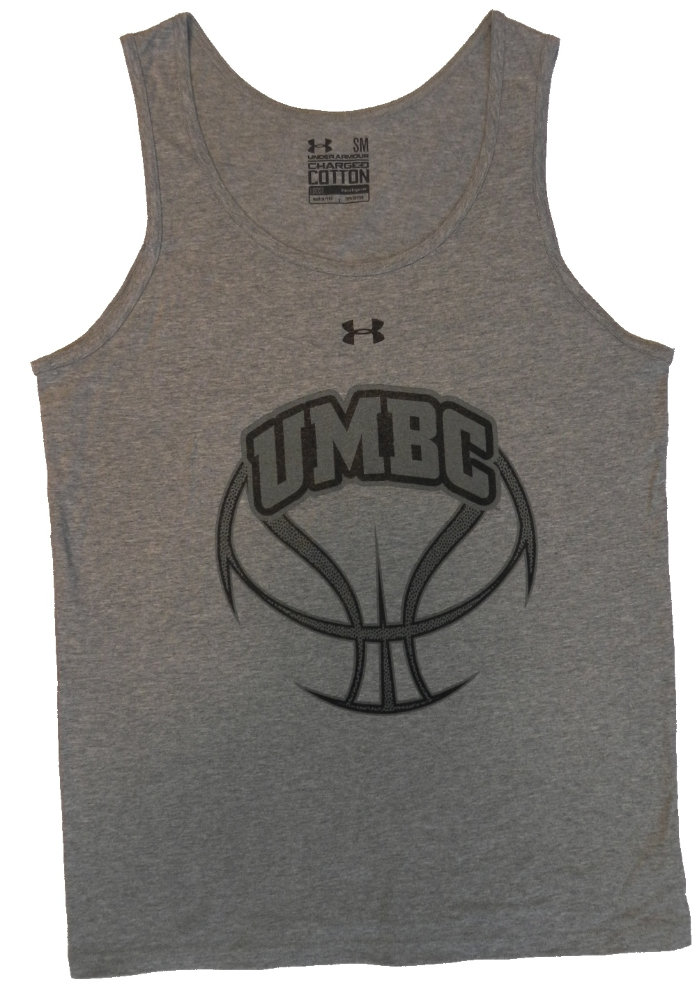 BASKETBALL UNDER ARMOUR TANK TOP