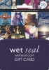 WET SEAL $25 GIFT CARD