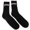 SOCKS: UMBC ARCH TUBE CREW SOCKS SIZE 10-13 thumbnail