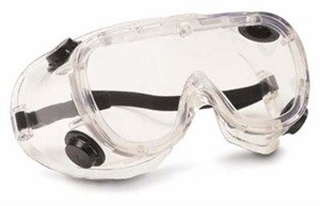 GOGGLES WARD PRO CHEMICAL SPLASH / IMPACT