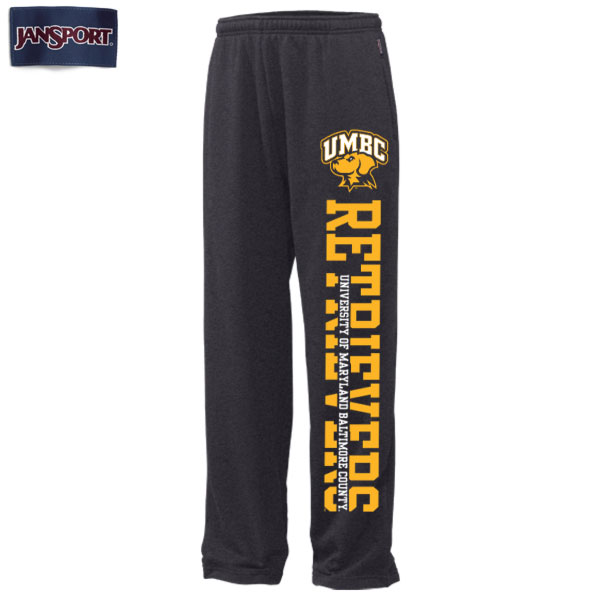 UNIVERSITY OF MD BALTIMORE COUNTY SWEATPANTS (JANSPORT)