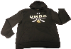 SWIMMING HOODED SWEATSHIRT: UNDER ARMOUR SWIMMING AND DIVING