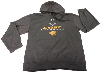 LACROSSE HOODED SWEATSHIRT: CARBON UNDER ARMOUR