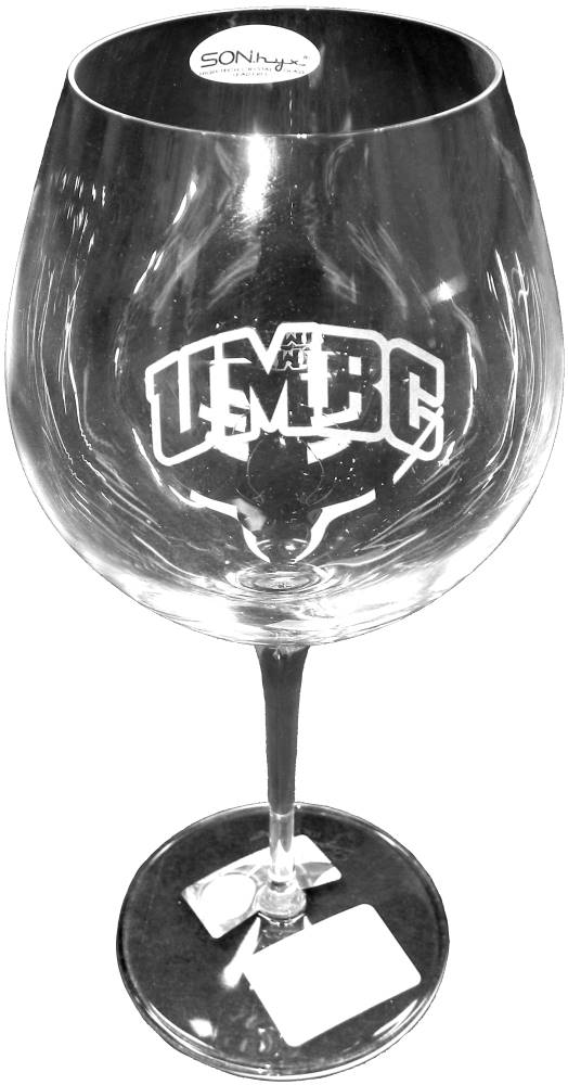 Cover Image For UMBC ROBUSTO WINE GLASS
