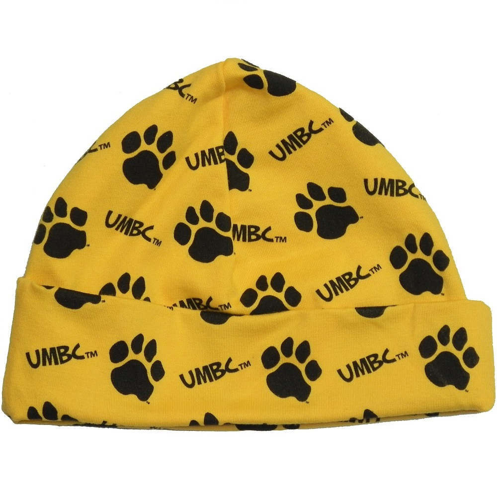 Image For BABY: UMBC PAW CAP