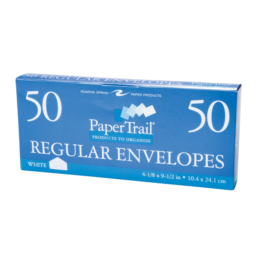 Image For ENVELOPES: PAPERTRAIL