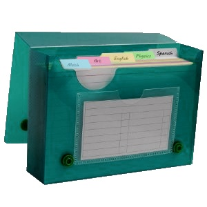 Image For INDEX CARD CASE: WINNABLE