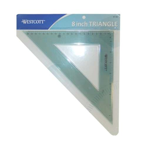 Image For RIGHT TRIANGLE: 8""