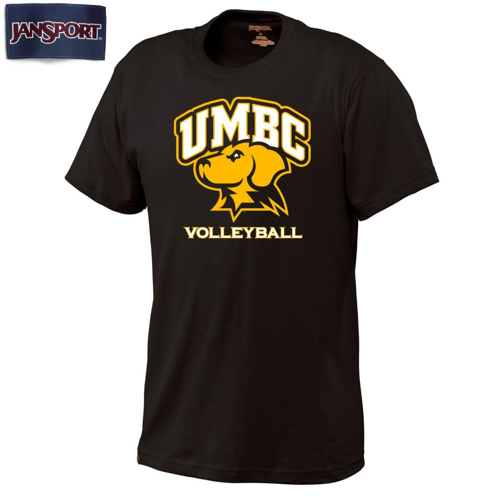 Image For VOLLEYBALL T-SHIRT (JANSPORT)