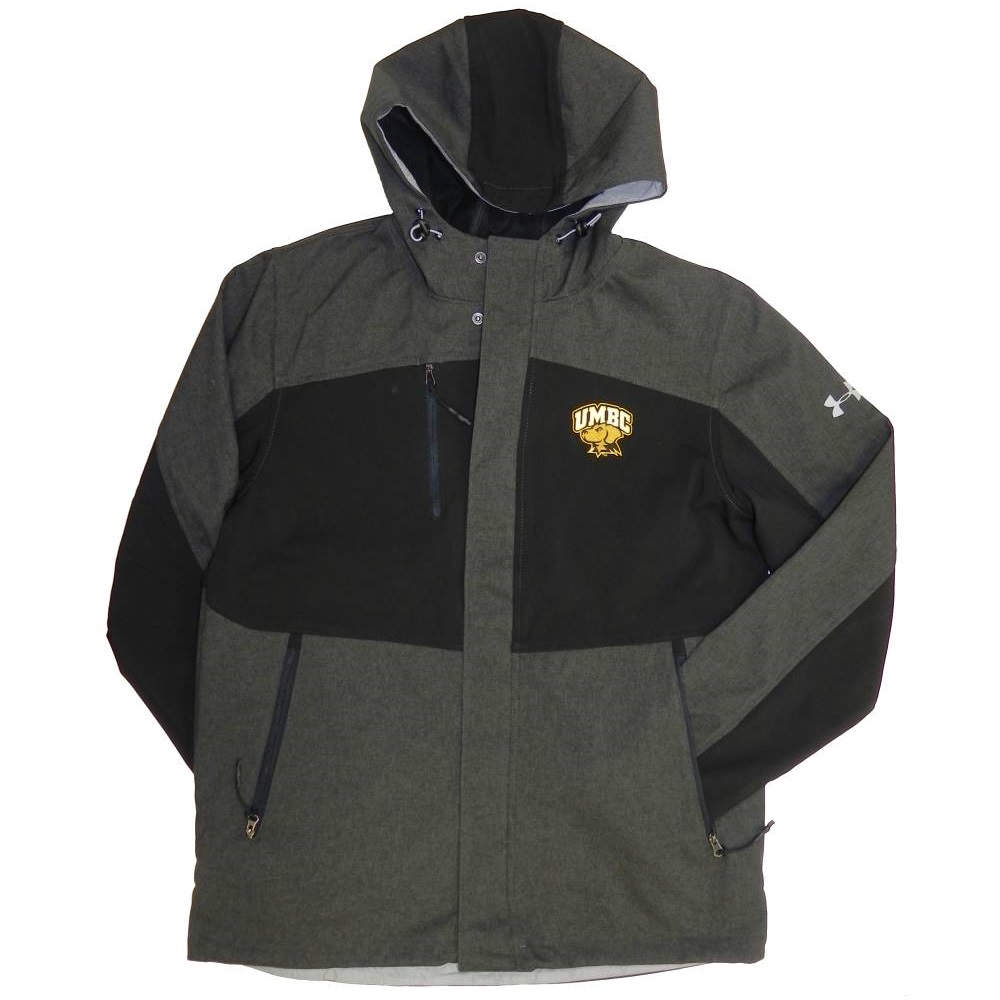 Image For JACKET: UNDER ARMOUR SOFTSHELL WITH HOOD