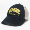 Image for CAP: BLACK EZA UMBC TRUCKER