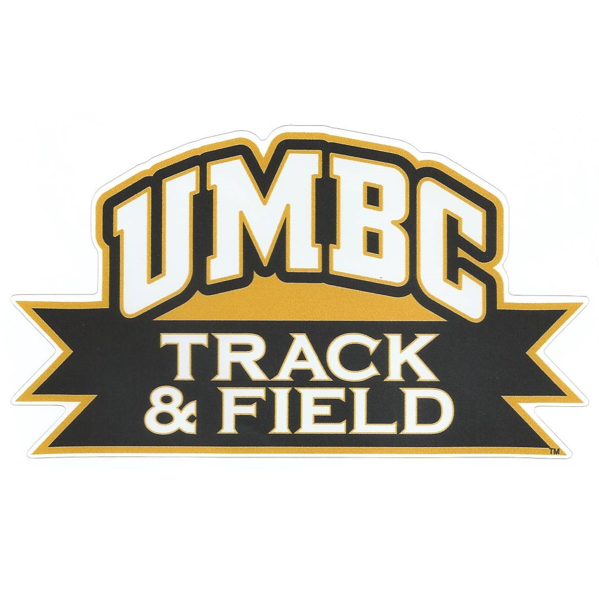 Image For TRACK & FIELD DECAL WORDMARK