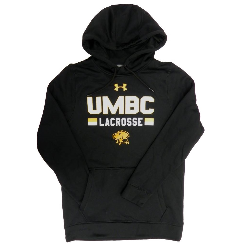 Image For LACROSSE UNDER ARMOUR STORM HOODED SWEATSHIRT