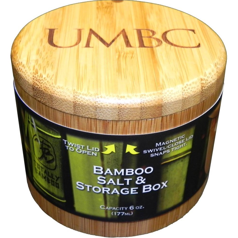 Image For BAMBOO SALT & STORAGE BOX