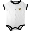 Image for BABY: BLACK TRIM ROMPER